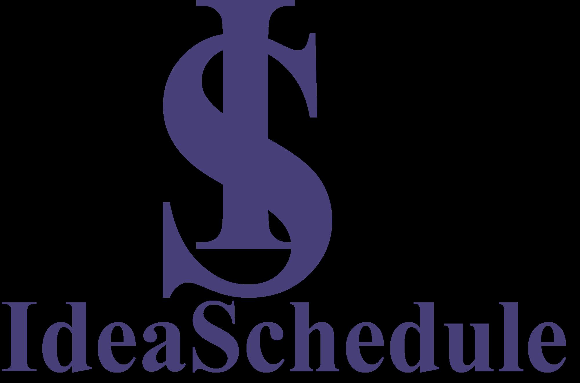 IdeaSchedule